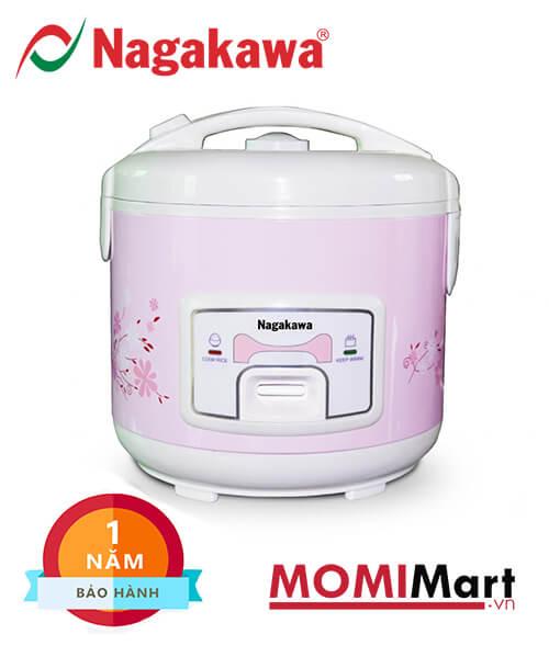 nồi cơm điện nagakawa nag0115