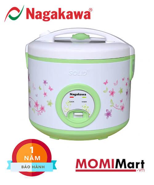 nồi cơm điện nagakawa nag0116